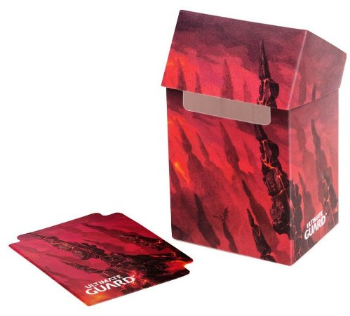 DECK BOX PORTA CARTAS ULTIMATE GUARD MOUNTAIN I P/ YU-GI-OH! POKÉMON E MAGIC
