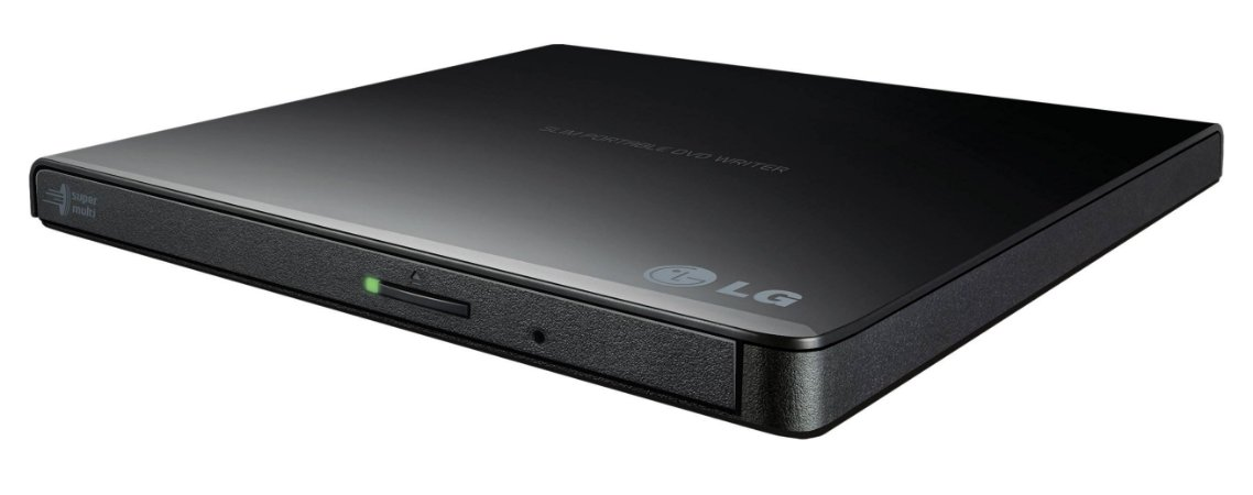 LEITOR E GRAVADOR EXTERNO USB DVD CD LG GP65NB60 WINDOWS 10