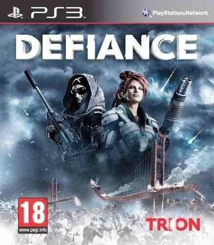 DEFIANCE PS3 NOVO LACRADO