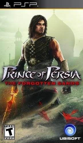 Prince Of Persia The Forgotten Sands Psp Novo Lacrado