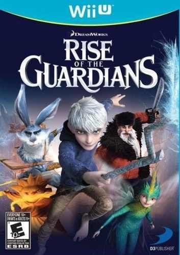 Rise Of The Guardians Wii U Novo Lacrado
