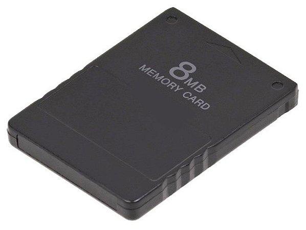 MEMORY CARD 8 MB PS2 PLAYSTATION 2 XTRAD XD-008
