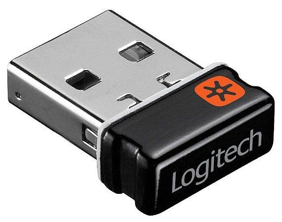RECEPTOR RECEIVER USB LOGITECH UNIFYING