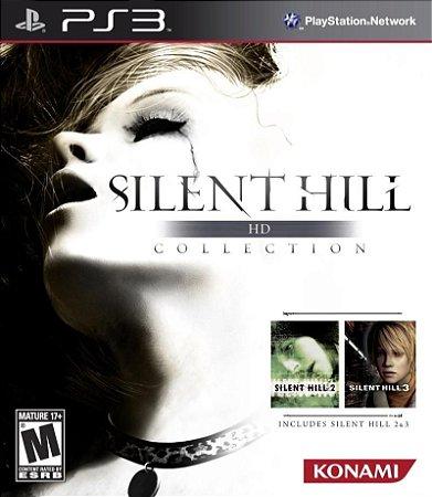 SILENT HILL HD COLLECTION PS3 NOVO LACRADO