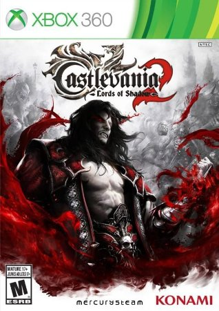 CASTLEVANIA LORDS OF SHADOW 2 LEGENDADO XBOX 360 NOVO LACRADO
