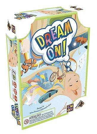 DREAM ON JOGO DE TABULEIRO / CARTAS LACRADO