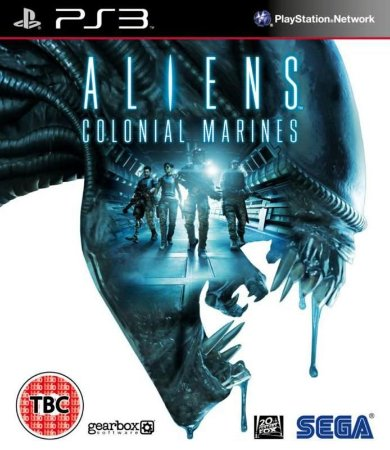 ALIENS COLONIAL MARINES COM DLC PS3 NOVO LACRADO