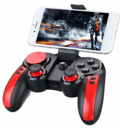 CONTROLE BLUETOOTH IPEGA PIRATE PG-9089 CELULAR PC