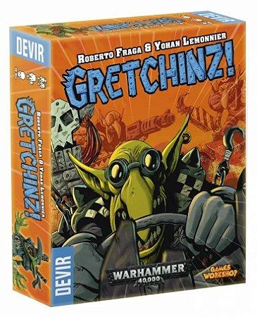 GRETCHINZ! WARHAMMER 40.000 DEVIR JOGO DE TABULEIRO / CARTAS