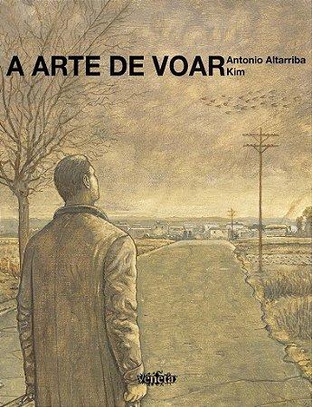 A ARTE DE VOAR EDIT VENETA QUADRINHOS HQ NOVO