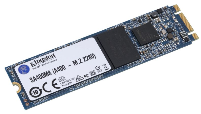 SSD 120GB M.2 SATA KINGSTON A400 SA400M8/120G