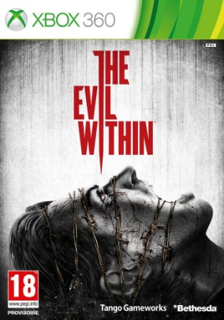 THE EVIL WITHIN COM DLC XBOX 360 NOVO LACRADO