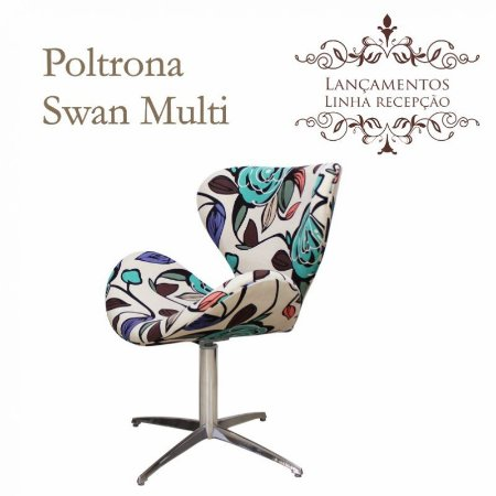 Poltrona Swan Multi L1000