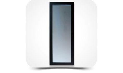 Espelho Com Moldura 1,60Mt