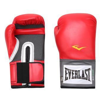 b11c4e397cf89 Kit de Boxe Everlast: Bandagem + Protetor Bucal + Luvas de Boxe Training -  ADULTO