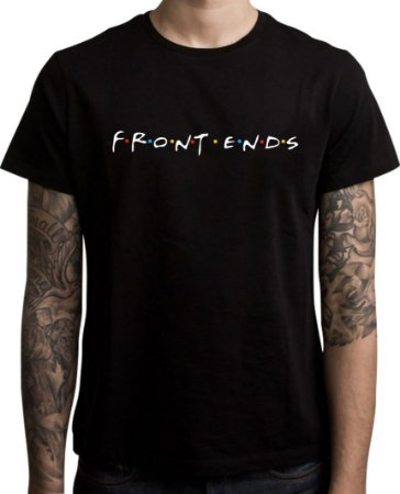 Camiseta Front Ends