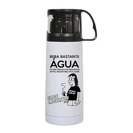 Garrafa Térmica Beba Bastante Água