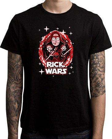 Camiseta Rick Wars
