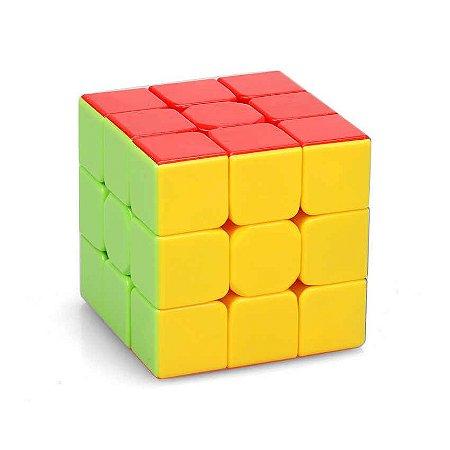 Cubo Mágico Profissional 3x3x3 (6cm)