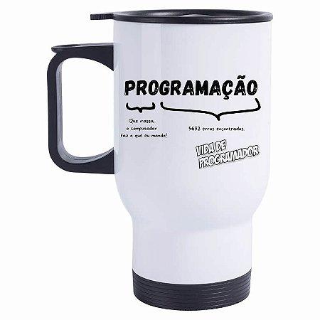 Caneca Térmica Programação