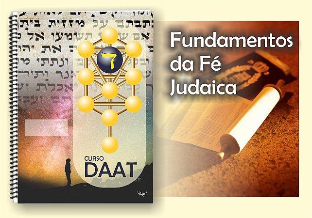 Apostila Fundamentos da Fé Judaica