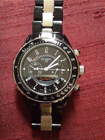 a28d7e4390c Relógio Chanel - Ludot Boutique Brechó