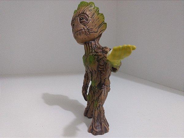 Groot Guardian of the Galaxy METAL DIE CAST 16cm