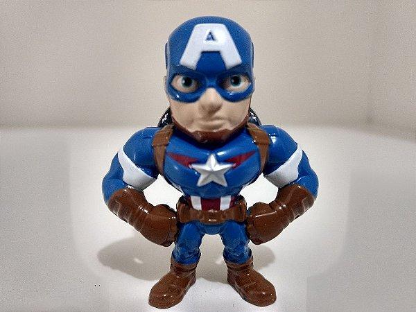 Capitão América - Vingadores - METALS DIE CAST 5cm