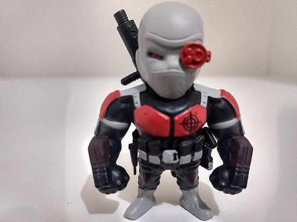 Deadshot - Esquadrão Suicida - METALS DIE CAST 5cm