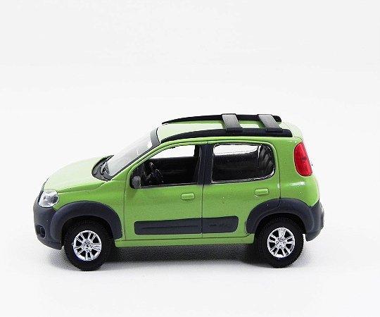 Carro Miniatura - Fiat Uno Way - 1:43 - Norev