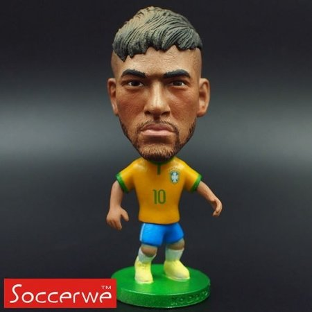 Mini Craque - Neymar - Brasil - Kodoto