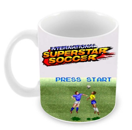 Caneca International Superstar Soccer - Allejo