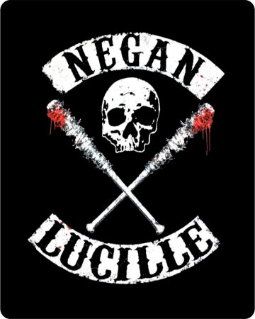 Camiseta The Walking Dead - Negan Lucille