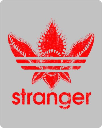 Camiseta Stranger Things - Demogorgon