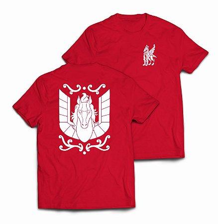 Camiseta Seiya de Pégaso - Cavaleiros do Zodíaco