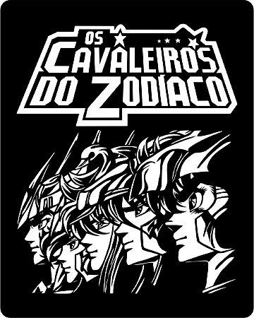 Camiseta Os Cavaleiros do Zodíaco - Defensores de Atena