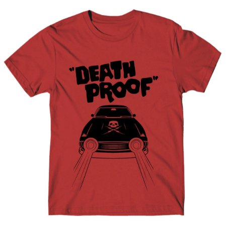 Camiseta Death Proof