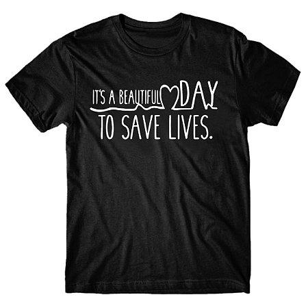 Camiseta Grey's Anatomy