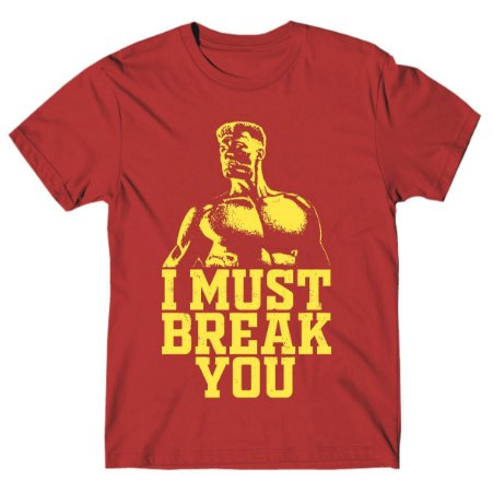 Camiseta Ivan Drago