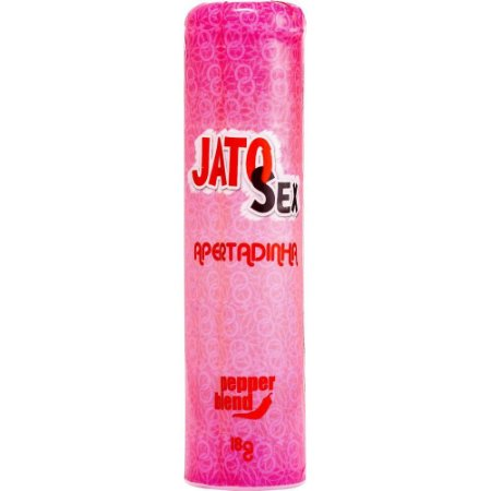 JATO SEX APERTADINHA COMESTIVEL 18ML - PEPPER BLEND