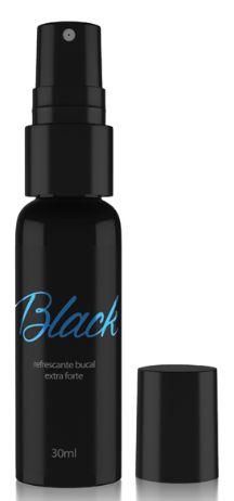 Refrescante Bucal Extra Forte Black - 30ml
