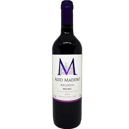 ALTO MADERO RESERVA MALBEC 2019 750ml
