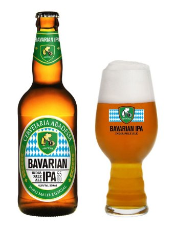 Cerveja Abadessa Bavarian Ipa 500ml
