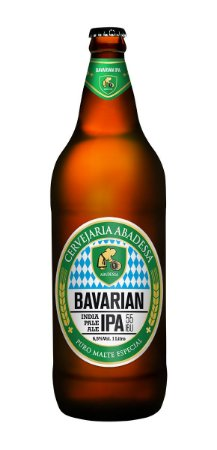 Cerveja Abadessa Bavarian IPA 1L