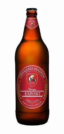 Cerveja Abadessa Export 1L