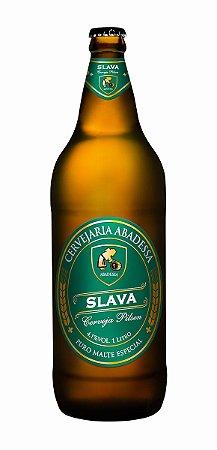 Cerveja Abadessa Slava 1L