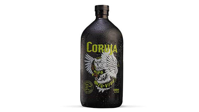 Chopp Coruja IPA Viva 1L