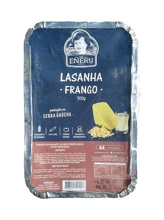 Lasanha de Frango 500g - Vó Enery