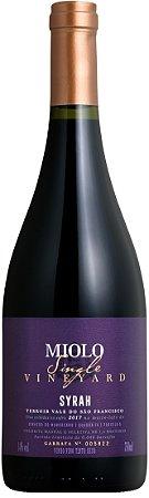 Vinho Miolo Single Vineyard Syrah