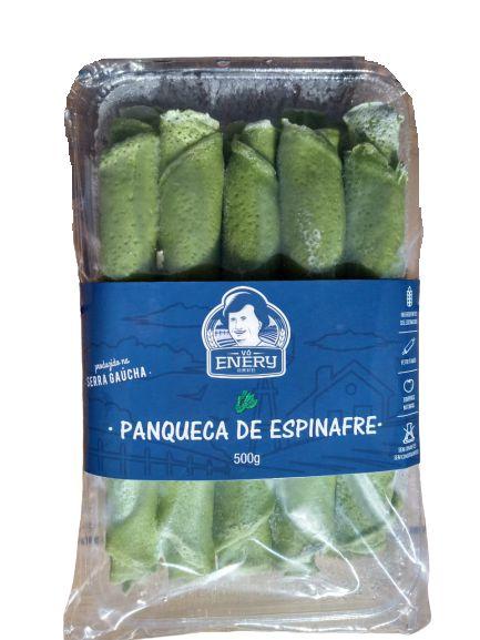 Panqueca de Espinafre 500g - Vó Enery